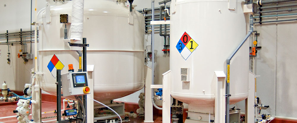 Chemical Blending Systems